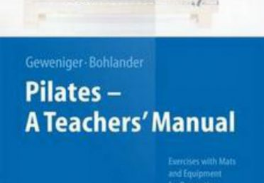 Manual del profesor de Pilates, de Alex Bohlander