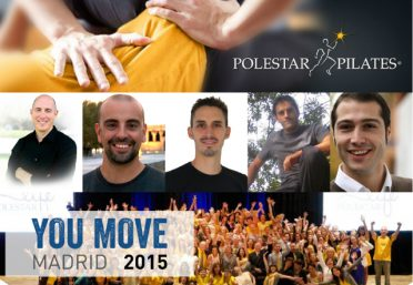Conferencia de Polestar Pilates España - You Move Madrid 2015
