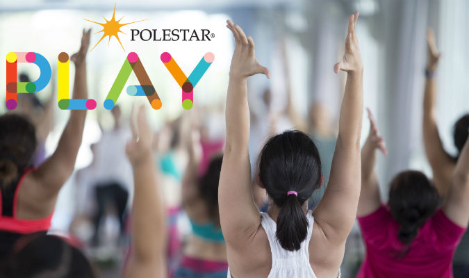Congreso de Pilates Polestar Play