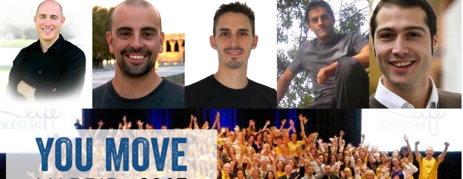 Conferencia Polestar: You Move - Madrid 2015