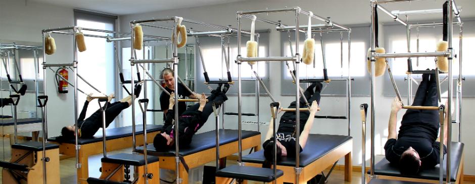 Curso de Pilates integral - Madrid