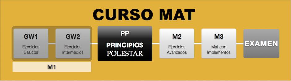 Proceso Formativo de Polestar Pilates Mat