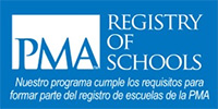 PMA, Resgistry of Schools