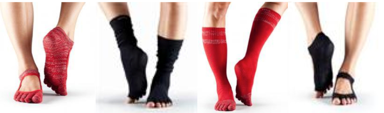 Calcetines para hacer Pilates
