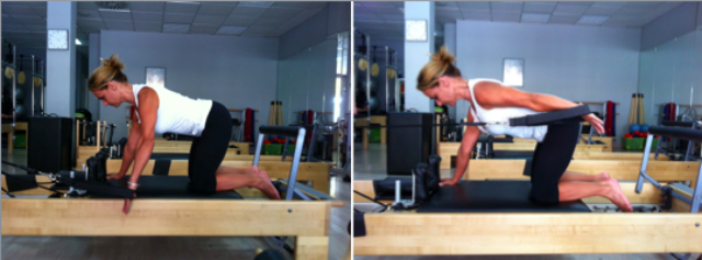 Como mejorar la técnica de Crol con Pilates