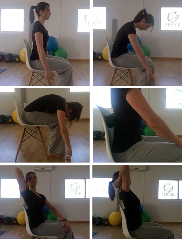 Trabajando la movilidad