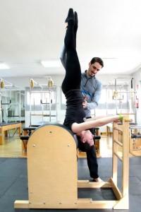 Cursos de Pilates para profesionales
