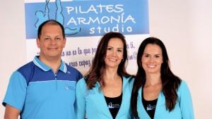 Equipo de Pilates Armonia Studio en Las Palmas de Gran Canaria