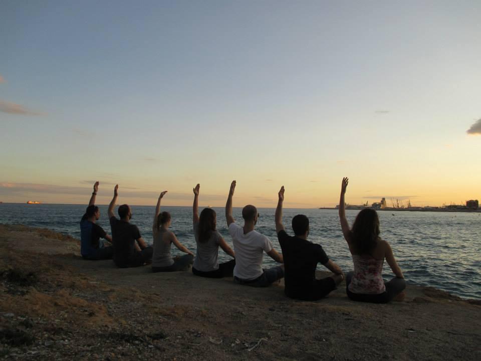#PilatesAndFriends, imagen de Irene Martín