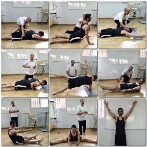 Carlos Marín es instructor de Pilates y formador de Gateway by Polestar Pilates