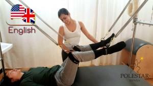 Ven a practicar inglés con Pilates en Polestar