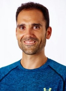 Manuel Alcázar, autor de Why Not Pilates?