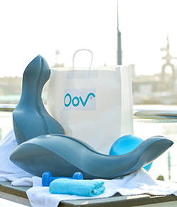 Oov, implemento para Pilates