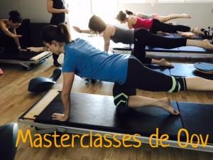 Masterclasses de Pilates en Polestar