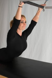 Isabel Bermejo, Instructora de Pilates